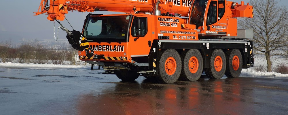 Chamberlains new 70T in Germany