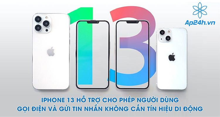 iPhone có thể liên lạc qua vệ tinh LEO