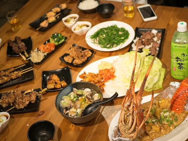 泗商食堂宵夜、聚餐超好吃的日式居酒屋