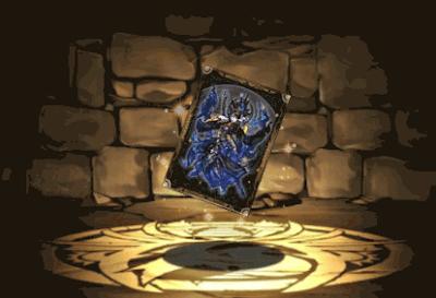 恨みの女神イザナミのカード
