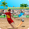 Shoot Goal Beach Soccer Coupe du Monde