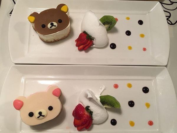 Rilakkuma Cafe拉拉熊咖啡廳,令人心花怒放的可愛餐廳~拉拉熊控必朝聖