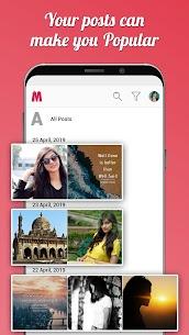 MineApp Mod Apk V2.0.36- Truly Indian Social App 5