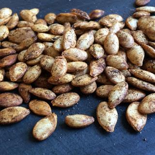 Zesty Pumpkin Seeds Recipe