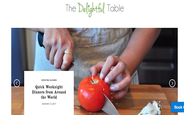 The Delightful Table