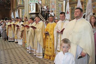 Photo: Присутні священнослужителі