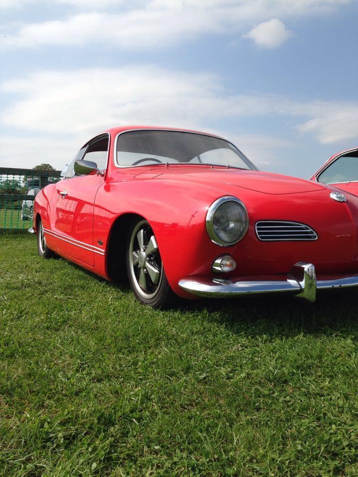 Volkswagen Karmann Ghia Hire Felixstowe