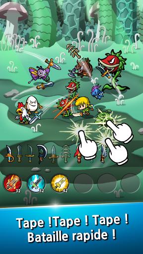 Code Triche Blade Crafter 2 APK MOD screenshots 2