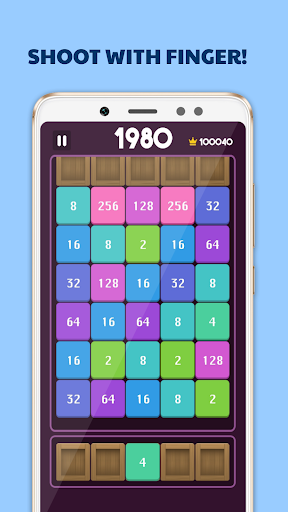 2048 Number Shoot and Merge APK MOD – Monnaie Illimitées (Astuce) screenshots hack proof 2