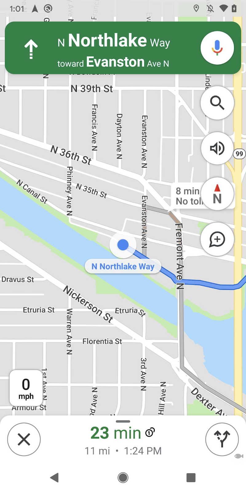 Mapy Google na Androidzie - do aplikacji powraca kompas!
