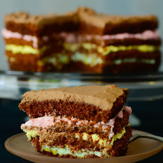 World's Fair Cake.