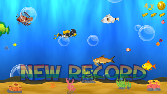Deep Diving - náhled