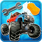 Monster Truck Wash And Repair icon