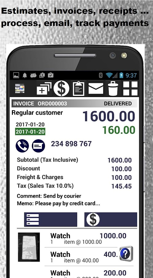 Small Business Accounting PRO - Android Apps on Google Play