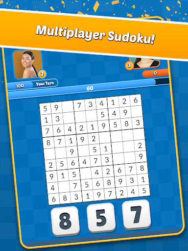 Sudoku Friends - Multiplayer Puzzle Game android2mod screenshots 12