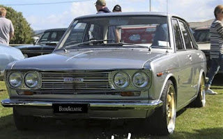 Datsun 1600 Rent Southland