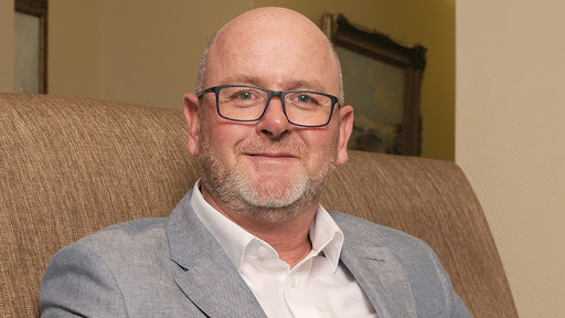 Alan Shannon, Nedbank executive client engagement: professional and small-business banking.