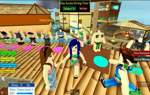Guide Moana Island Roblox for PC