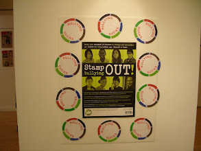 Photo: View from the Top Exhibition - homophobic bullying