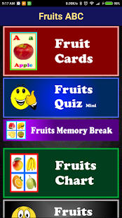 Fruits ABC- screenshot thumbnail