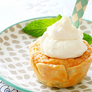Mini Kentucky Derby Pies