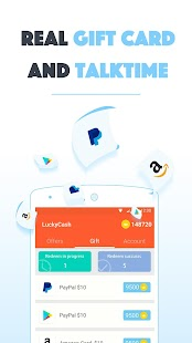LuckyCash - Free Gift Card- screenshot thumbnail
