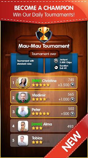 Crazy 8s - Mau Mau 1.9.4 screenshots 2