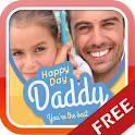 Happy Father's day 2016 Frames icon