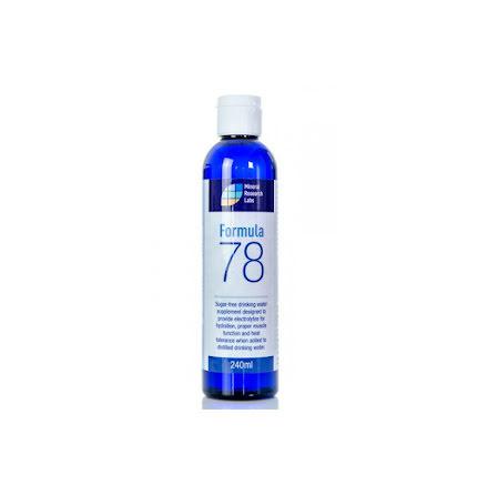Mineraltilsetning Formula 78, 240 ml