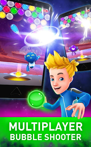 Mars Pop - Bubble Shooter screenshot 8