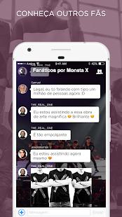 Monbebe Amino para Monsta X em Português - náhled