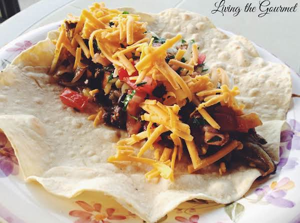 Beef Tortillas Recipe