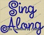 Photo: Sing Along