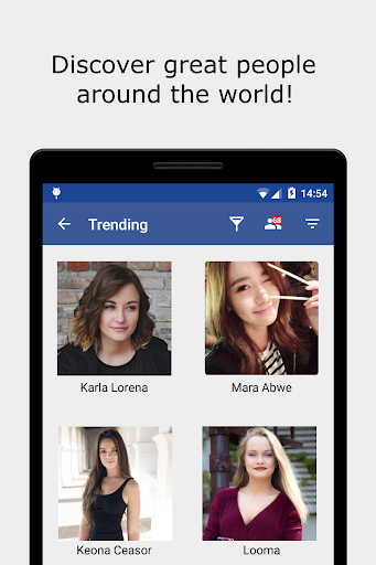 VCall - Free Video Calling ss2
