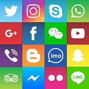 All Social media Activities in one app- Social app