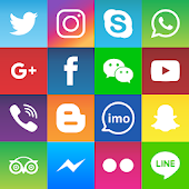 All Social media Activities in one app- Social app