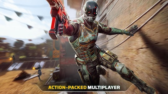 Modern Combat Versus: New Online Multiplayer FPS MOD Apk (Unlimited Money) 1