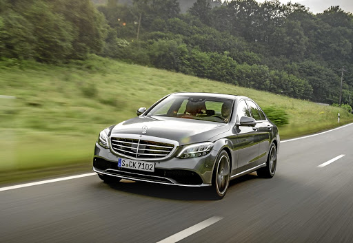 HEAD TO THE LIGHT: The only noticeable changes at the front are the headlights. Picture: DAIMLER