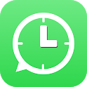 WOnline - Whatsapp Online Tracking, Last Seen icon