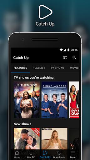 DStv Now screenshot 4