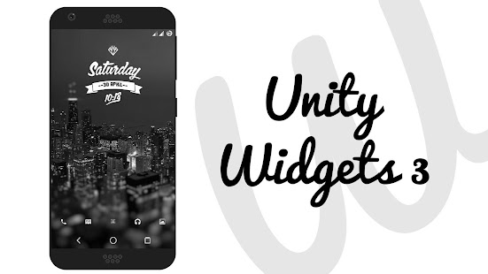 Unity Widgets 3- screenshot thumbnail