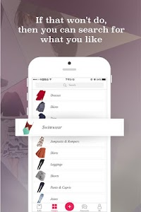 Leku- Fashion social Network screenshot 1