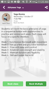 Abhyaasa Yoga- screenshot thumbnail