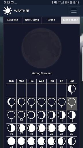 Weather network 1.3 screenshots 4