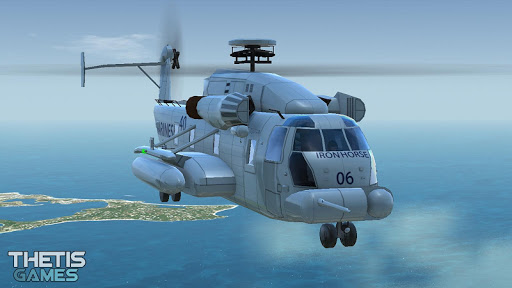 Helicopter Simulator SimCopter 2018 Free 1.0.3 screenshots 9