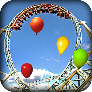 RollerCoaster Balloon VR Games for PC and MAC