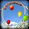 Roller Coaster Balloon Blast 1.1 Apk