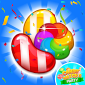 Candy Match 3 Party