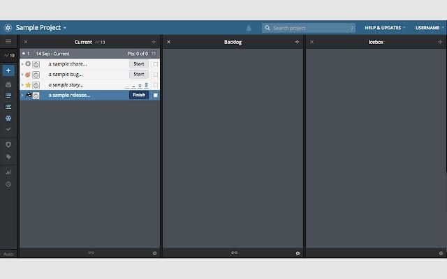 Harvest / PivotalTracker Browser Extension