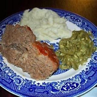 Mom's Best Meatloaf.